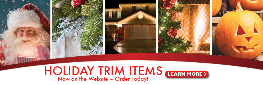 Holiday Trim Items