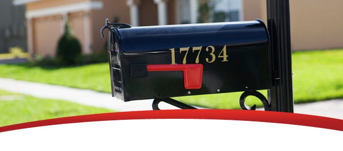 Mailboxes, Numbers & Signs