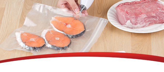 Food Vacuum Sealers & Accessories