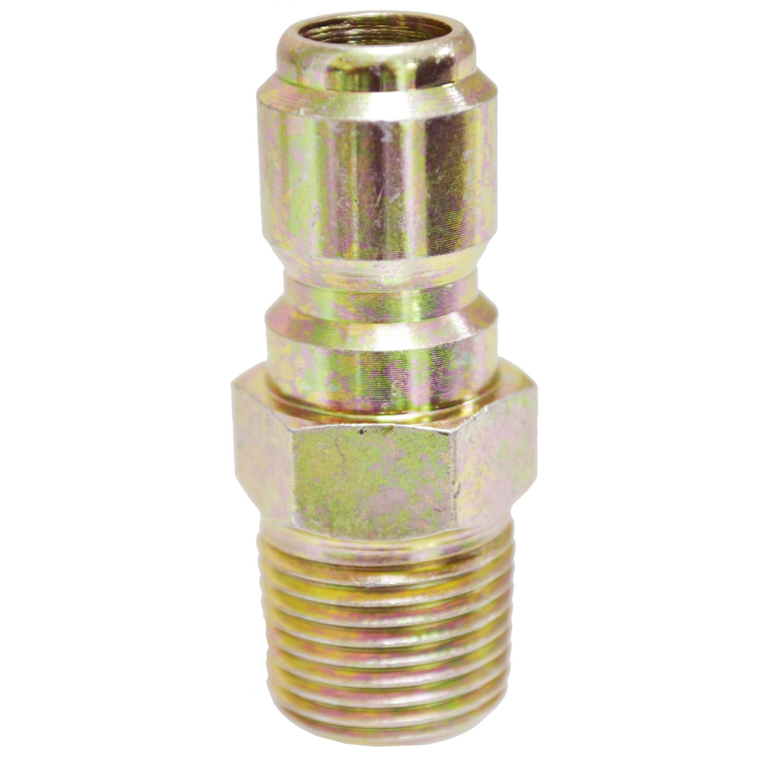 QUICK COUPLER PLUG MALE 3/8IN