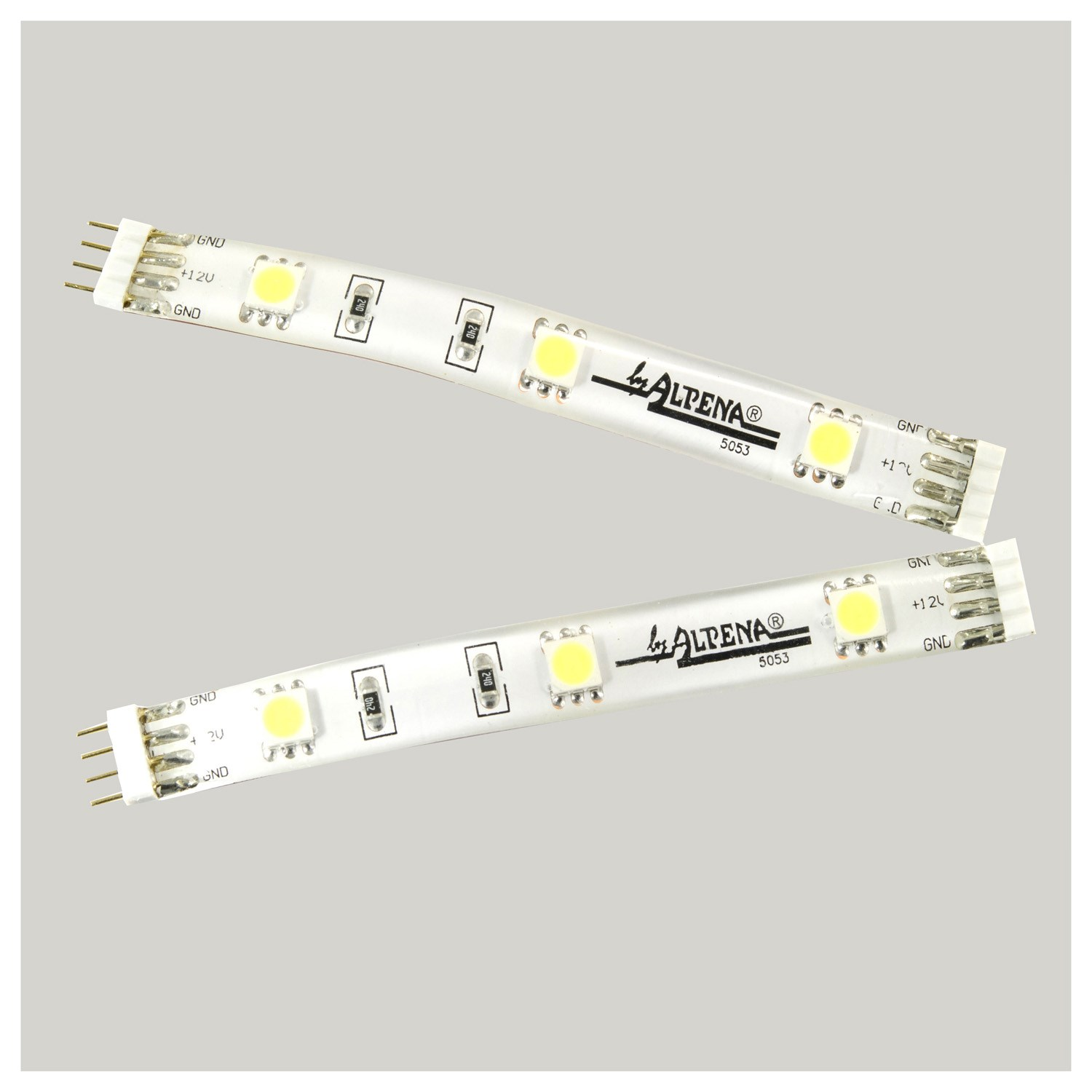 ZDISCONTINUED -LED 8 FLEX MAX STRIP WHITE